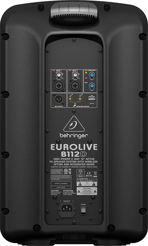 B112D Eurolive