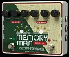 Electro-Harmonix Deluxe memory Man Tap Tempo 550