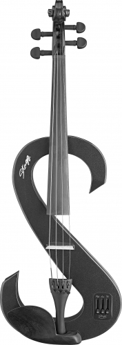 Stagg Electric Viola Black