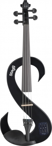 Stagg Electric Violin Black