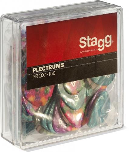 Stagg Box Of 100 x Picks 1.50mm