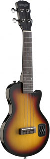 Electric Ukulele Sunburst