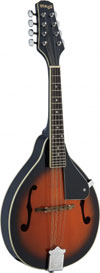 Stagg MANDOLIN-SD.SPRUCE-VIOLINBURST