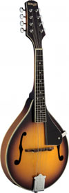 Stagg Mandolin-Sd.Spruce-Goldburst