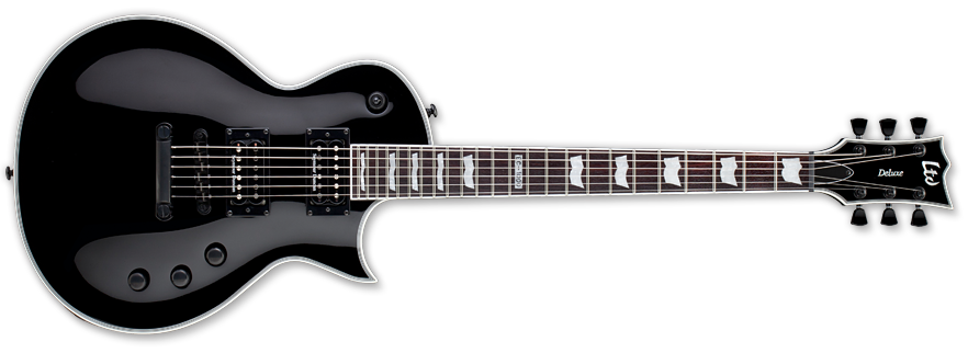 LTD EC-1000 STD BLK DUNCAN