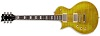 LTD EC-256 FM LEMON DROP Left Hand