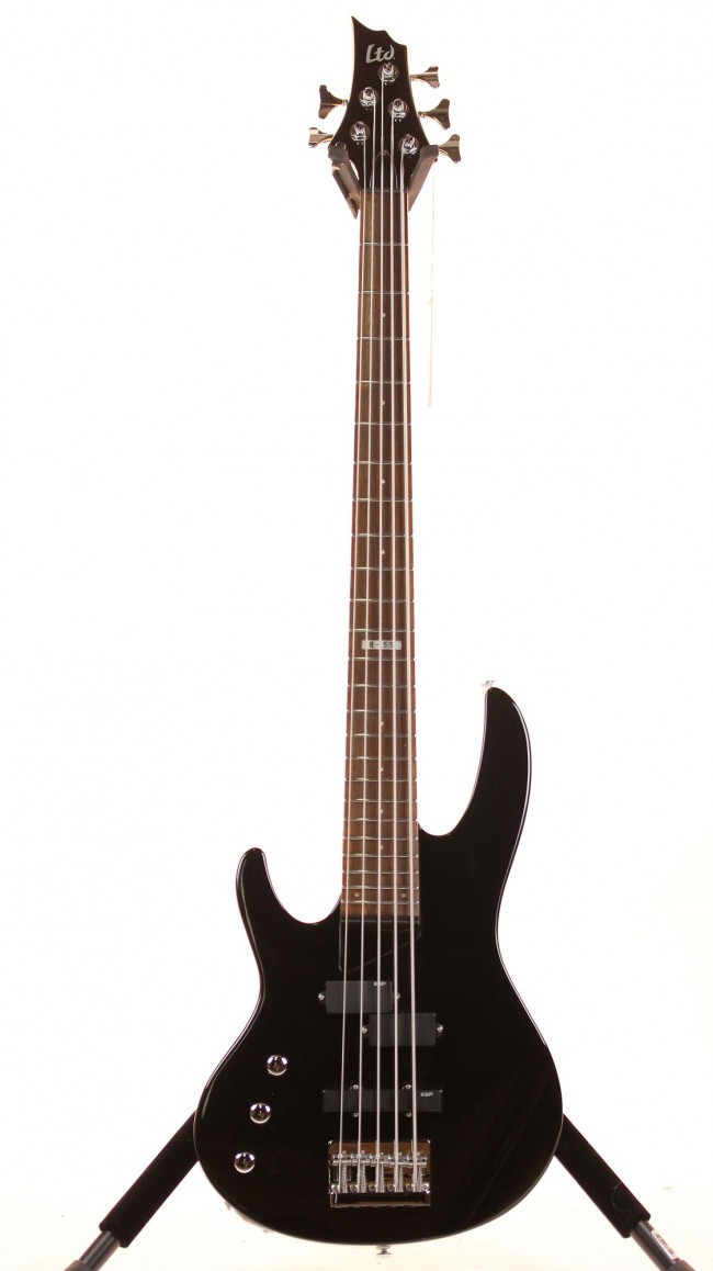 LTD B-55 BLACK Left Hand