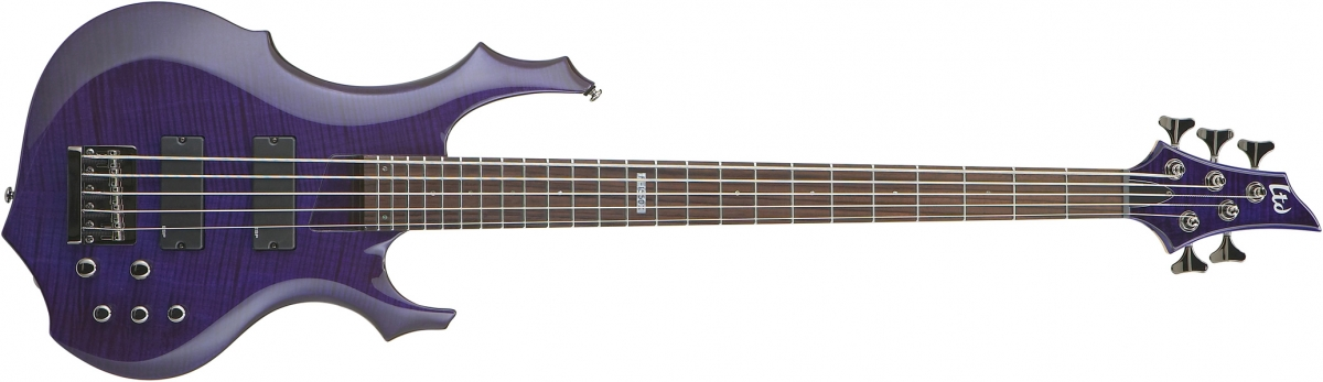 LTD F-155 DX DARK ST PURPLE