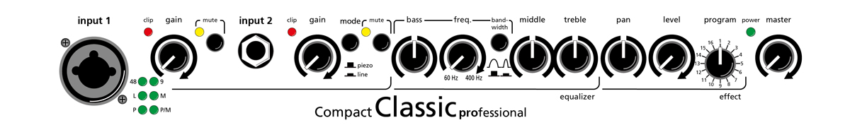 Compact Classic Pro