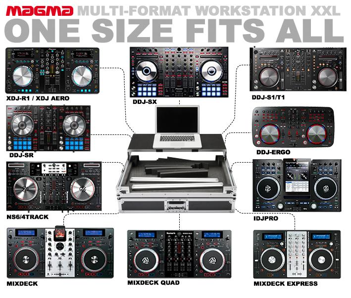 Multi-Format Workstation XXL
