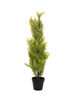 Cypress, Leyland, artificial plant, 75cm