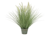 Ornamental blooming grass, artificial, 70cm