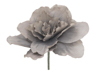 Giant Flower (EVA), artificial, beige grey, 80cm