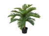 Cycas palm tree, artificial plant, 70cm