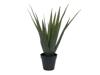 Aloe vera plant, artificial plant, 60cm