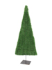 Fir tree, flat, green, 120cm