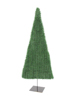 Fir tree, flat, light green, 120cm