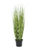 Europalms Zebra grass, artificial, 90cm