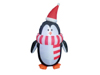 Inflatable figure Penguin Fred, 120cm