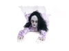 Europalms Halloween figure Crawling Girl, 150cm