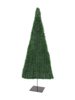 Fir tree, flat, dark green, 150cm
