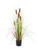 Bulrush, artificial plant, 120cm