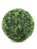 Boxwood ball, artificial, ~35cm