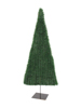 Fir tree , flat, dark green, 180cm