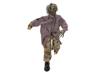 Halloween Zombie, sitting, 120x50x25cm