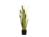 Bulrush, artificial plant 90cm