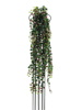 Ivy bush tendril deluxe, artificial, green-red, 160cm