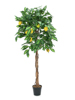 Lemon tree, artificial plant, 150cm