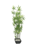 Europalms Bamboo in bowl, artificial, 120cm