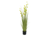 Allium Grass, artificial, 122cm