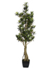 Podocarpus tree, artificial plant, 115cm