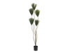 Papyrus plant, artificial, 130cm