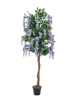 Wisteria, artificial plant, purple, 150cm