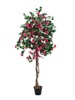 Bougainvillea, artificial plant, red, 150cm