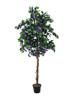 Bougainvillea, artificial plant, lavender, 150cm