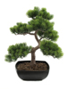 Pine bonsai, artificial plant, 50cm