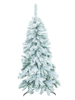 Fir tree, flocked, 150cm