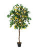 Bougainvillea, artificial plant, yellow, 180cm