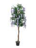 Europalms Wisteria, artificial plant, purple, 180cm