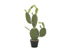 Nopal cactus, artificial plant, 75cm