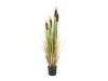 Bulrush, alrtificial plant, 150cm