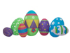 Inflatable Figure Easter Eggs, 100cm