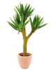 Yucca palmbush, artificial, 105cm