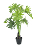Split Philo Plant, artificial, 90cm