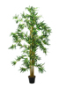 Bamboo multi trunk, artificial plant, 210cm