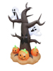 Inflatable figure Spooky Tree, 240cm